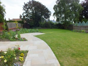 Lymington URG Garden Makeover
