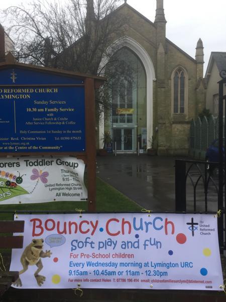 Lymington Bouncy Church
