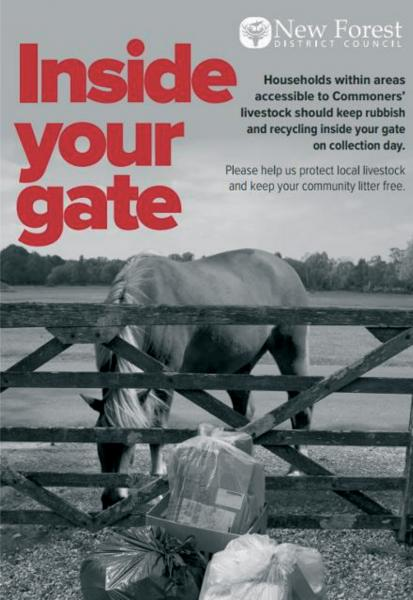 Inside your Gate