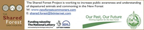 The Shared Forest Project with the New Forest Commoners